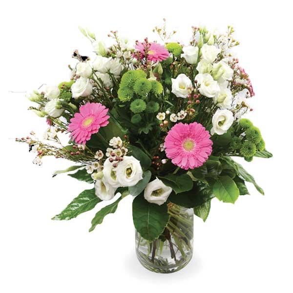 Bouquet flou de tiges moyennes