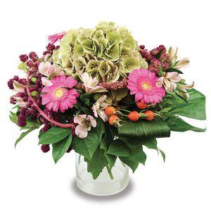 bouquet rond serrée strasbourg