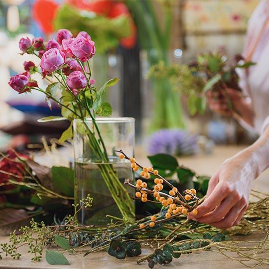 Atelier floraux Fleurs Kammerer