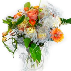 Bouquet d'hiver à strasbourg