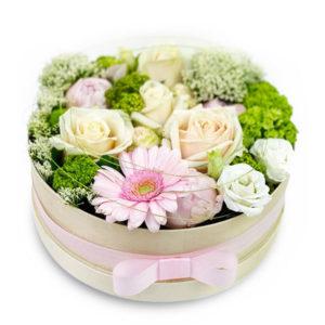 Box de fleurs chez Fleurs Kammerer